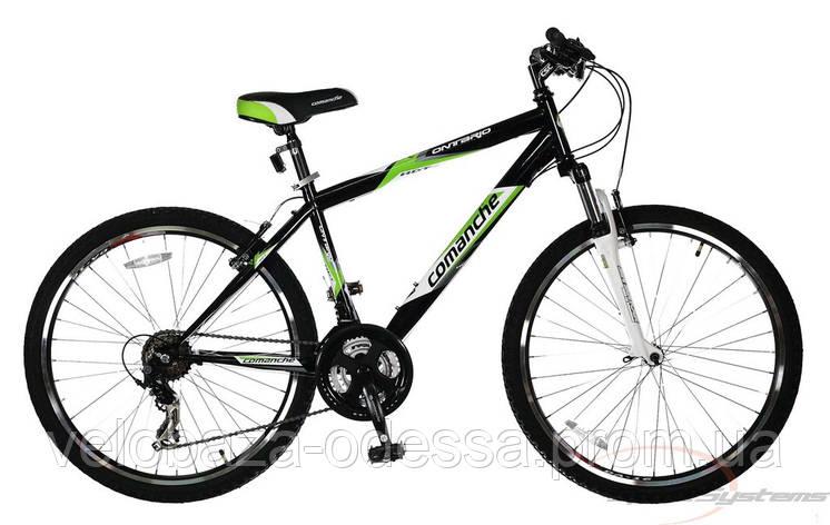 Велосипед COMANCHE ONTARIO M 17*, фото 2