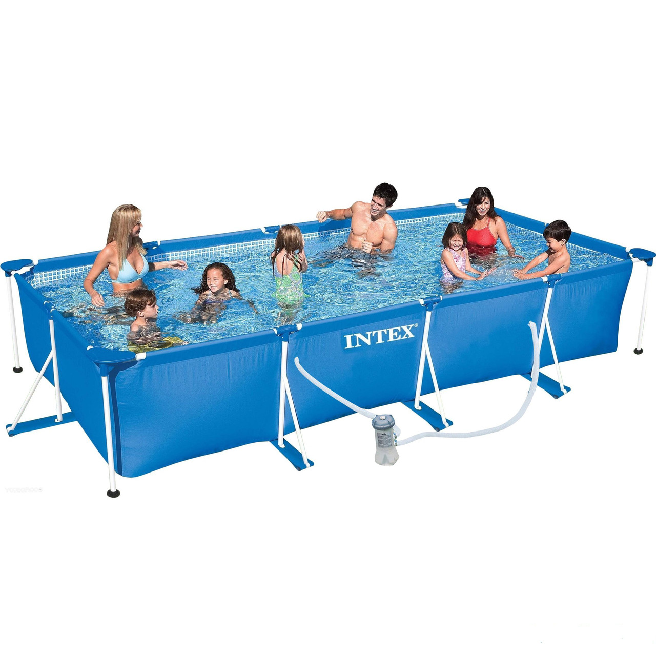 Каркасный бассейн Intex 28277 Басейн 450 х 220 х 84 см