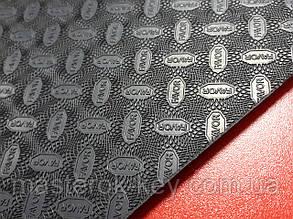 Резина набоечная листовая премиум качества Favor/Фавор 570*380*6мм Черный