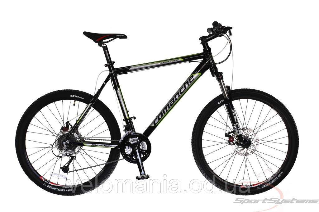Велосипед COMANCHE BACKFIRE DISC