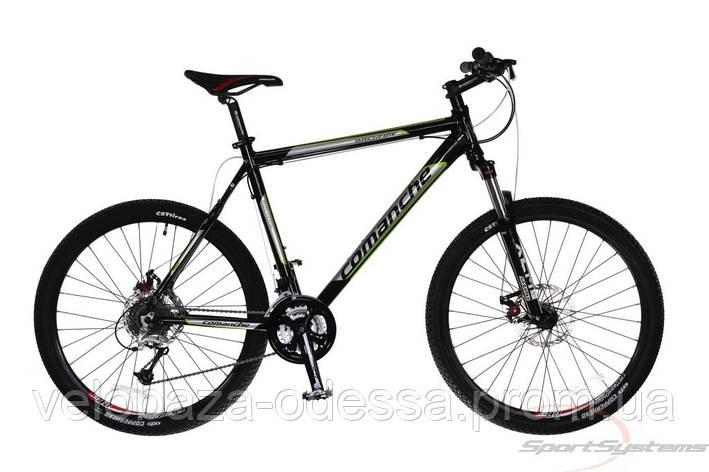 Велосипед COMANCHE BACKFIRE DISC, фото 2