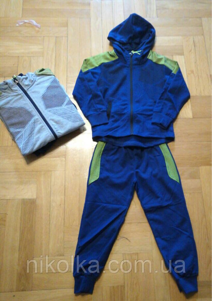Трикотажный костюм двойка для мальчика оптом, F&D, 4-12 лет., арт. WX-2027