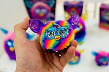 Ферби furby - интерактивная игрушка