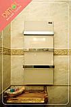 Керамический электрический полотенцесушитель Dimol Standart 07 кремовый, фото 7