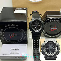 Годинник Casio G-Shock GA-100 Black AAA, фото 1