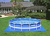 Каркасний басейн басейн Intex 28236. Збірний Metal Frame 457 x 122 см, фото 3