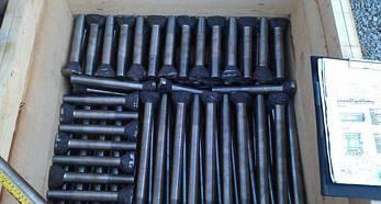 Болт футеровочный М27, фото 2