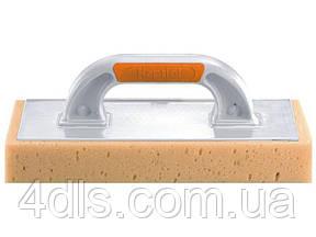Терка с губкой, 13х29 см, толщ. губки 4 см
