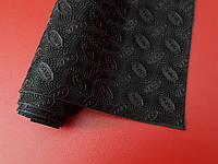 Резина подметочная листовая премиум качества Favor/Фавор 570*380*1,8мм Черный