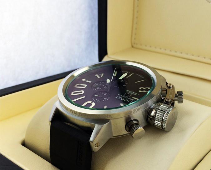 Мужские Механические часы U-Boat Italo