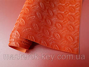 Резина подметочная листовая премиум качества Favor/Фавор 570*380*1,2мм Красный