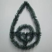 Капля кольцо Размер 57х30 см Поминальный венок