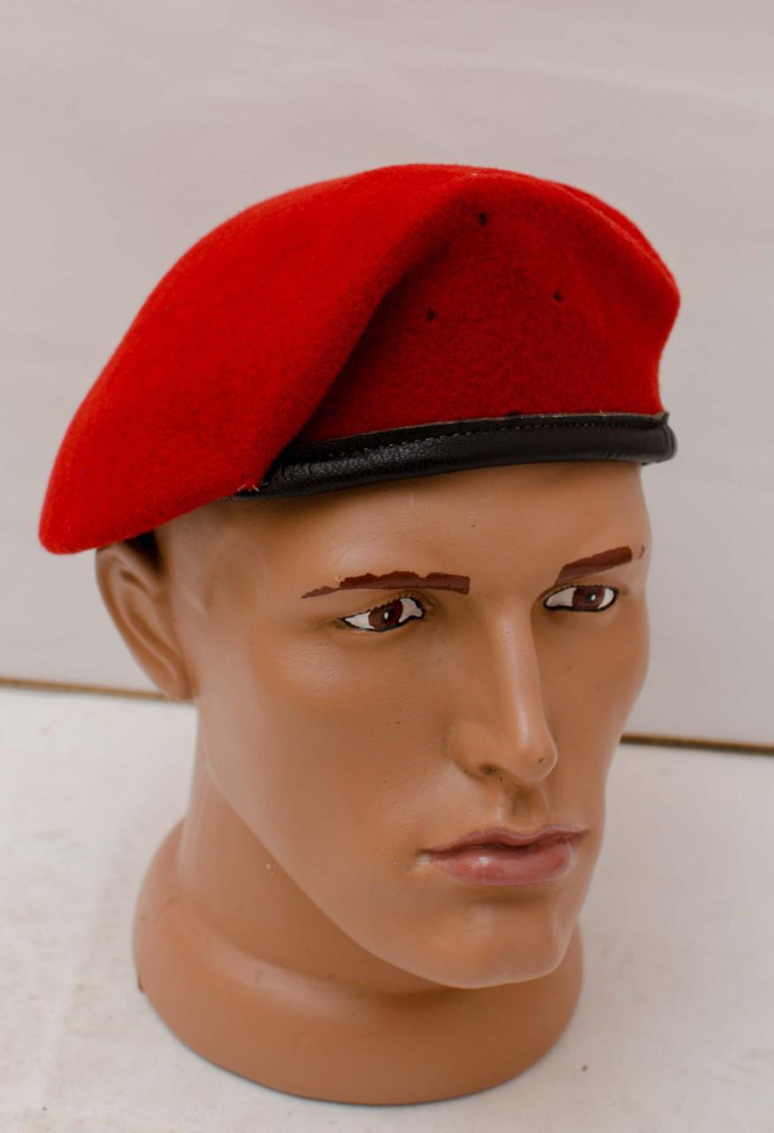 Берет НАТО  капелька Красный