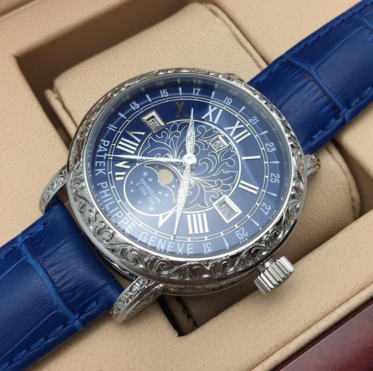 Часы Patek Philippe Grand Complications 6002 Sky Moon ААА класс