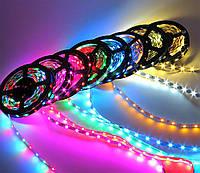 LED лента Standart Rishang RGB SMD5050, 60шт/м, 14.4W/m, IP33