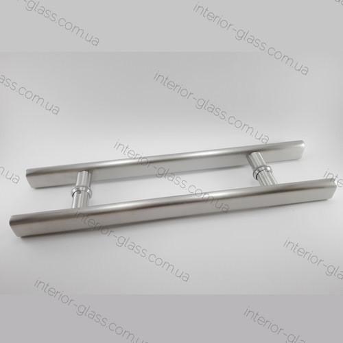 Ручка трубчатая овальная (элипс) ST-635 (L=480 mm)