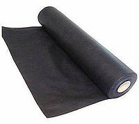 Агроволокно для мульчирования, плотность 50 г/м2, черное, рулон 1.6х100