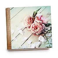 """Шкатулка-книга на магните с 9 отделениями XL """"Прекрасные розы"""""""