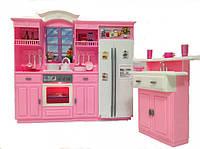 """Кухня """"Gloria"""" 24016 (холодильник,плита,мойка)"""