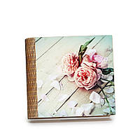 """Шкатулка-книга на магните с 9 отделениями """"Прекрасные розы"""""""