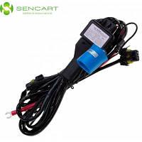 Sencart 9004 отеля hb1 / HB5 9007 HID Би-Ксеноновые автомобиля лампы провода 12В Чёрный