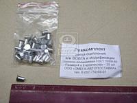 Заклепка 4х8 сцепления ГАЗ 24 (35шт) (производство Украина) (арт. Г 10300-80)