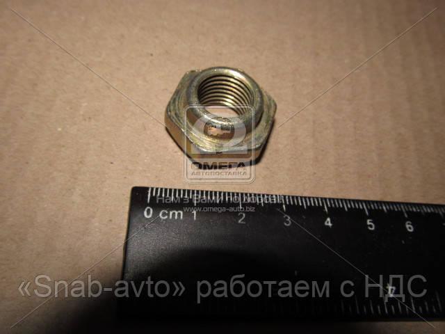Гайка регулировочная (производство ЯМЗ) (арт. 236-1601109-В)