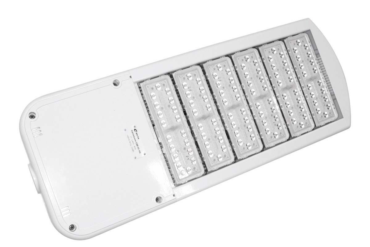 """Уличный модульный led светильник Экта """"СДВ 02-108"""" 225W 27000Lm консольный светодиодный"""
