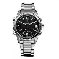 Мужские спортивные часы Weide Standart Silver