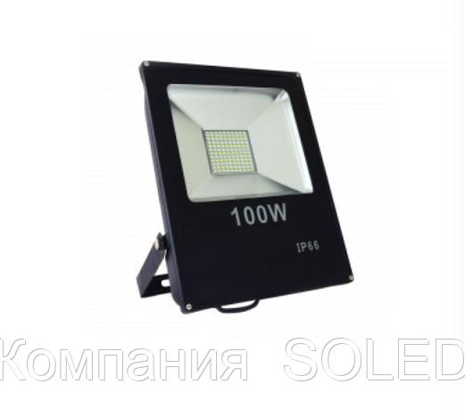 Прожектор LED 100w 6500K IP66 10200lm