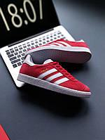 Женские Кроссовки Adidas Gazelle Red