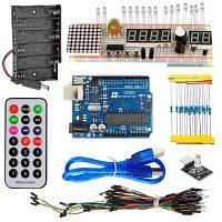 KT003 Arduino UNO-набор для начинающих на базе магетной платы / LED / резистора Цветной