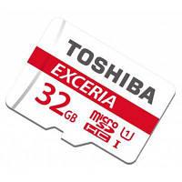 Компания Toshiba Exceria 32GB микро памяти SDHC uhs-я карты памяти 48 МБ/с класс 10 Водонепроницаемый рентгеновской доказательство доказательство