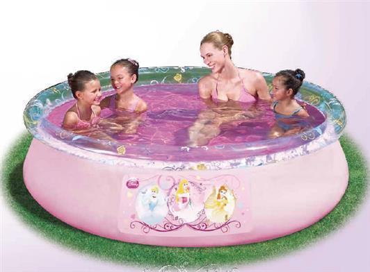 Надувной семейный бассейн 244-51см East Set Pool BestWay Басейн