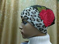 JOANNA молодежная женская весенняя шапка,TM Kamea