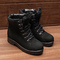 Женские ботинки на шнуровке (7223.3) 37, 38