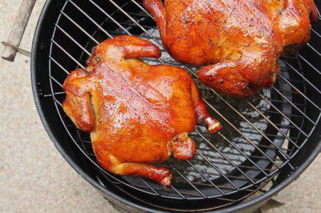 готовка курицы горячим способом