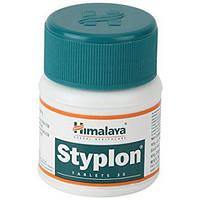 Styplon (30tab), Стиплон, Кровоостанавливающее средство, кровотечения десен, геморрой, кровотечения из носа...