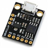 ATTINY85 Миниатюрная плата разработки микроконтроллеров Как на изображении