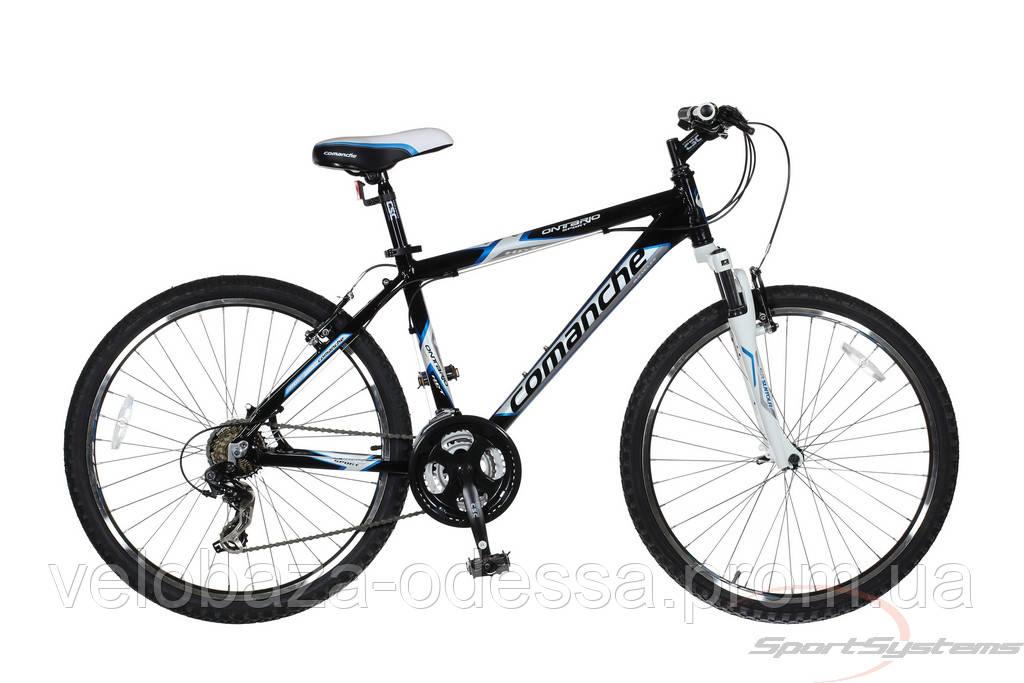 Велосипед COMANCHE ONTARIO SPORT M 17*