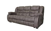 """Кожаный 3х местный раскладной диван """"Ashley"""" (Эшли) (195см)"""