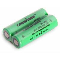 2 х TangsPower 18650 2800 мАч 3.7 V литий-ионный аккумулятор Зелёный