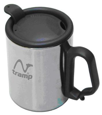 Термокружка с поилкой и защелкой на 350 мл Tramp TRC-020