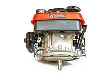 Двигатель бензиновый WEIMA  WM1P65 (вертикальный вал,  5 л.с., шпонка), фото 3