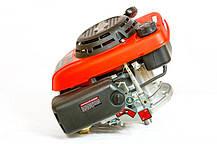 Двигатель бензиновый WEIMA  WM1P65 (вертикальный вал,  5 л.с., шпонка), фото 2