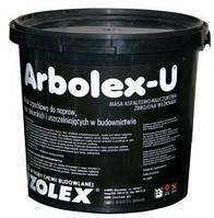 Бітумно-каучукова мастика ARBOLEX U 1 кг