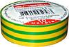 Изолента e.tape.stand.10.yellow-green, желто-зеленая (10м)