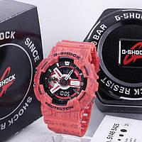 Часы Casio G-Shock GA-110 SLASH RED AAA, фото 1