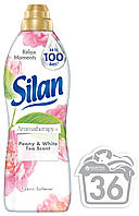Silan, Кондиционер-ополаскиватель для белья,Peony & White tea ,925 ml