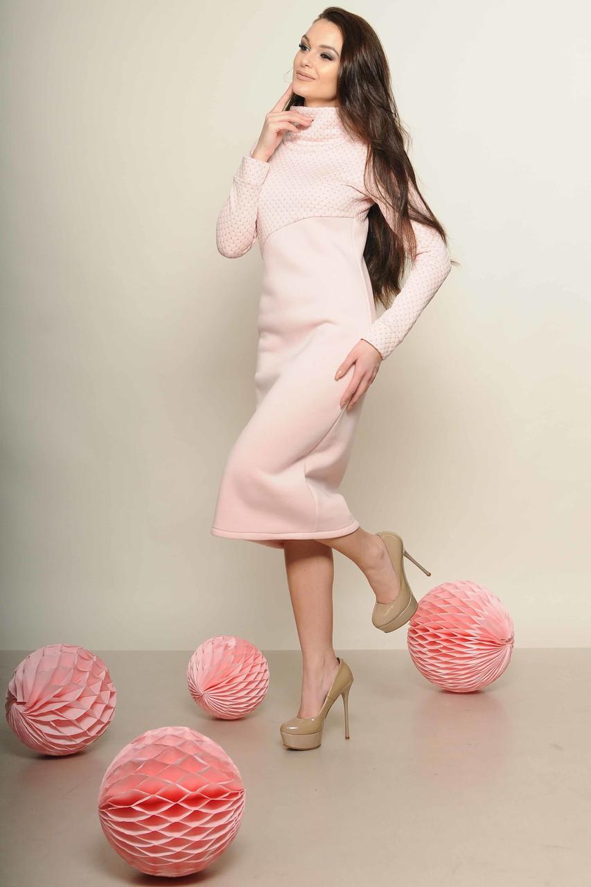 Утепленное женское платье, Фроузи